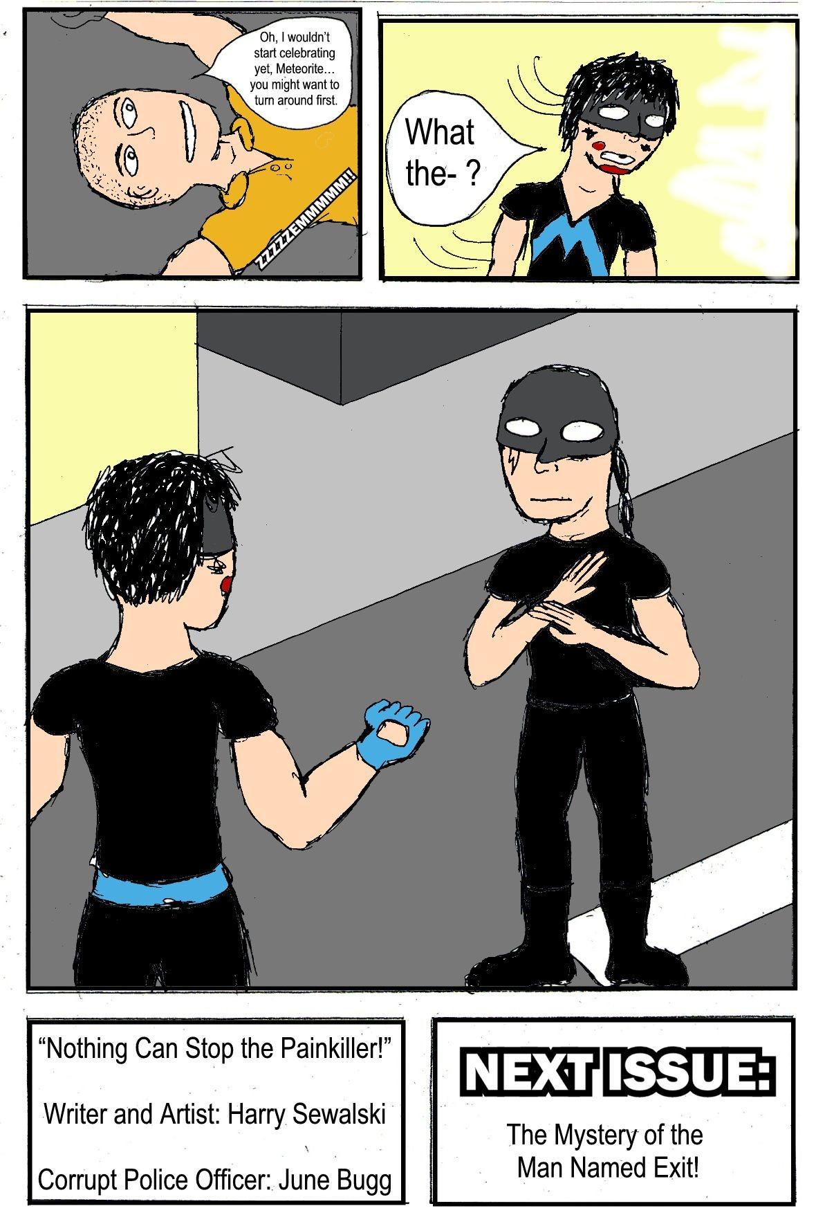 Meteorite #14 Page 19